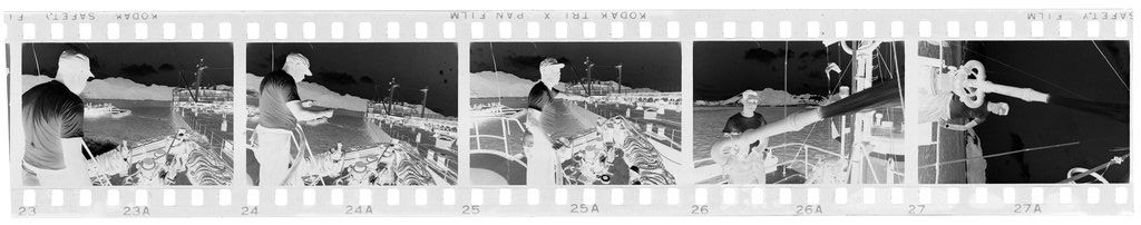 Untitled (Soldiers On Deck Of Ship, Vietnam)