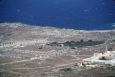 Sacred Lake district, Delos, Cyclades, Greece