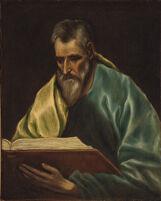 Portrait Of An Apostle (Saint Philip)
