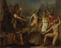 Oath Of The Seven Chieftains Before Thebes