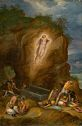 Resurrection Of Christ, After Studies By Michelangelo
