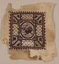 Textile Fragment: Rabbit