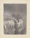 Shepherdess in the Rain