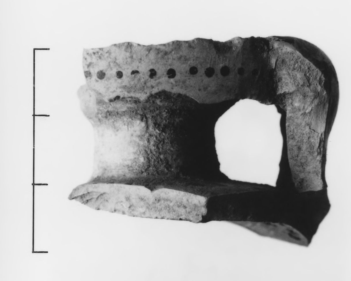 Early Corinthian Aryballos Fragment