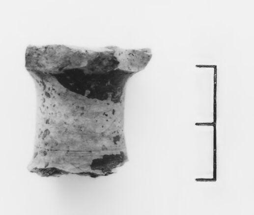 Late Protocorinthian Piriform Aryballos Fragment