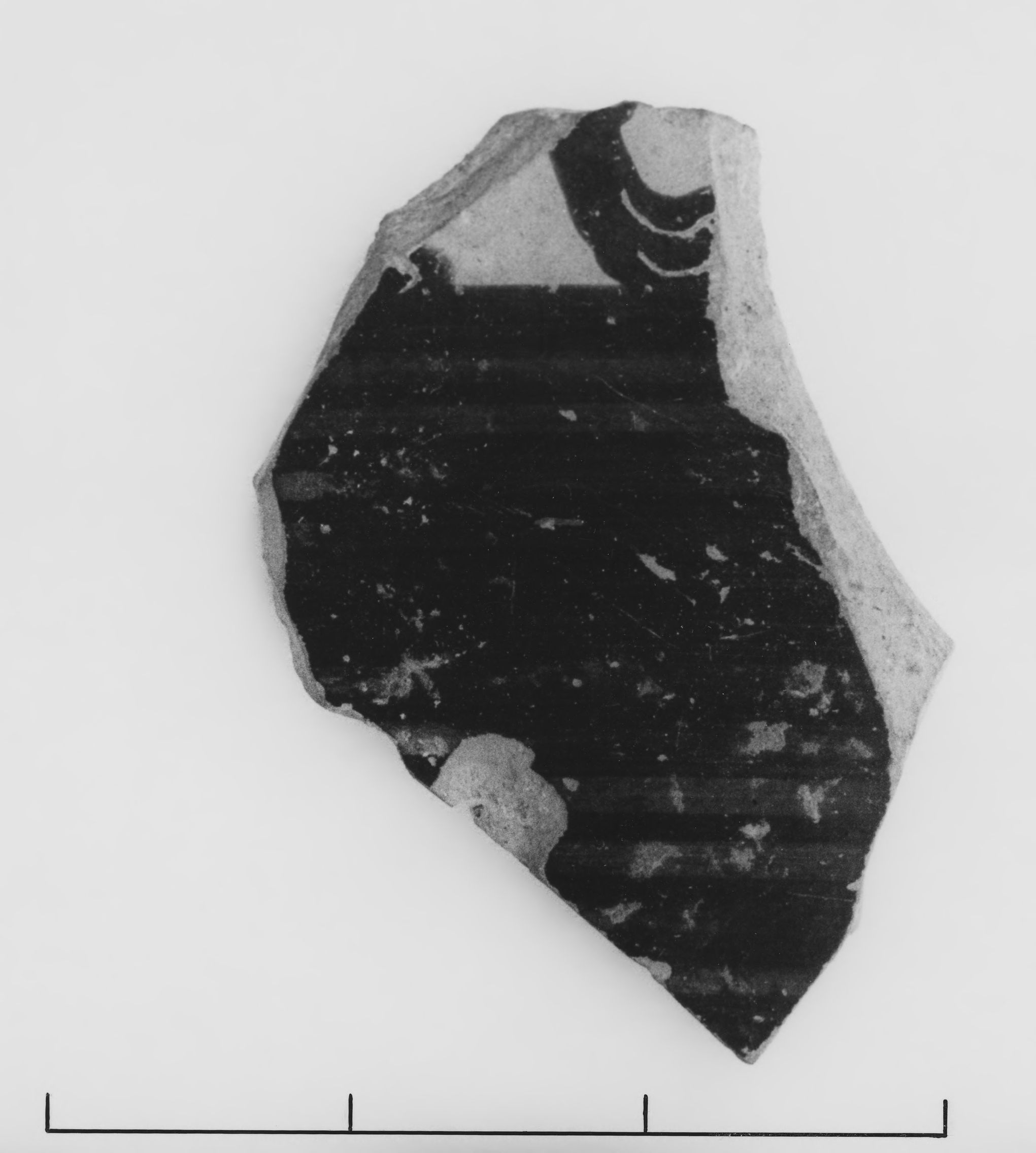 Fragment of a Late Protocorinthian Vessel of Uncertain Shape