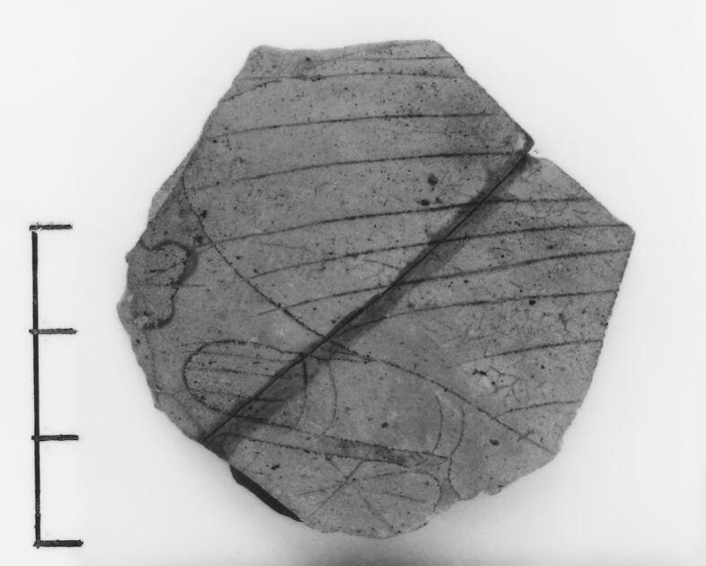 Fragment of an Early Corinthian Vessel of an Uncertain Shape
