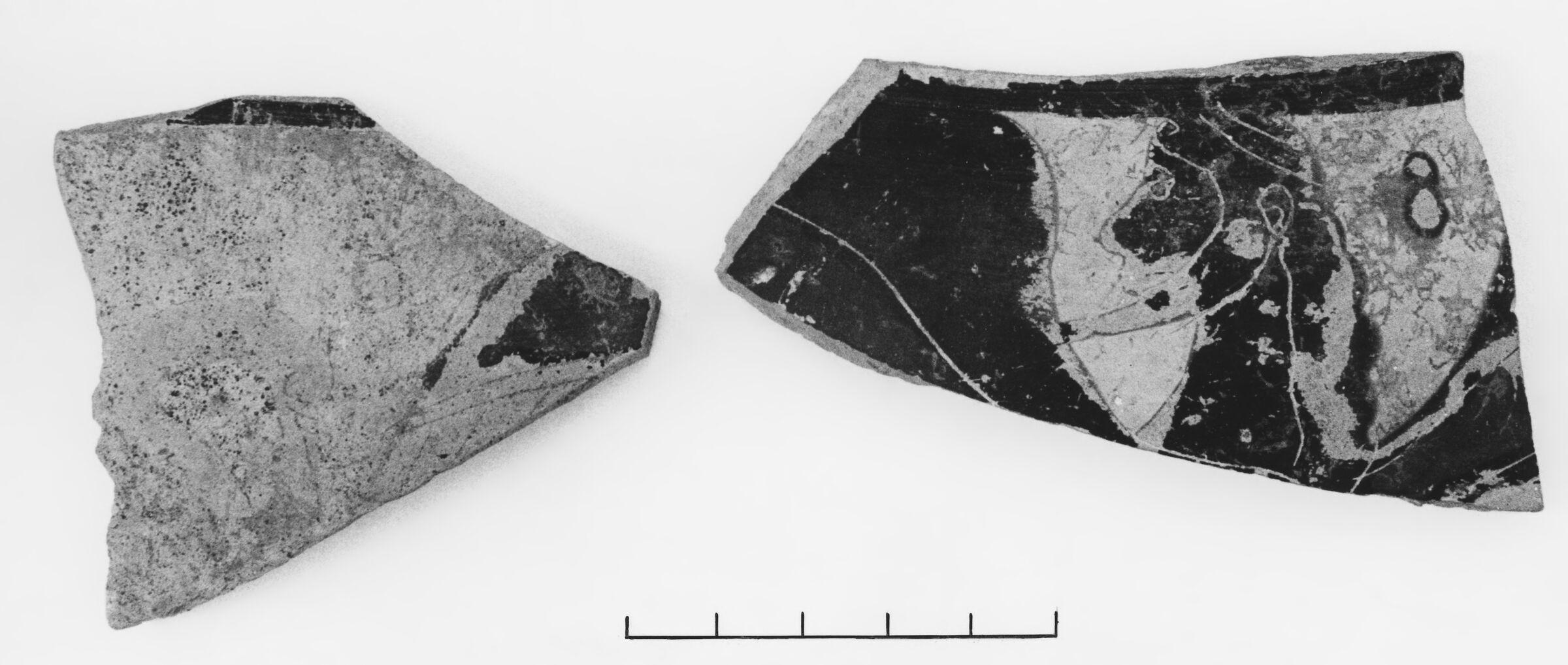 Middle Corinthian Krater Fragments