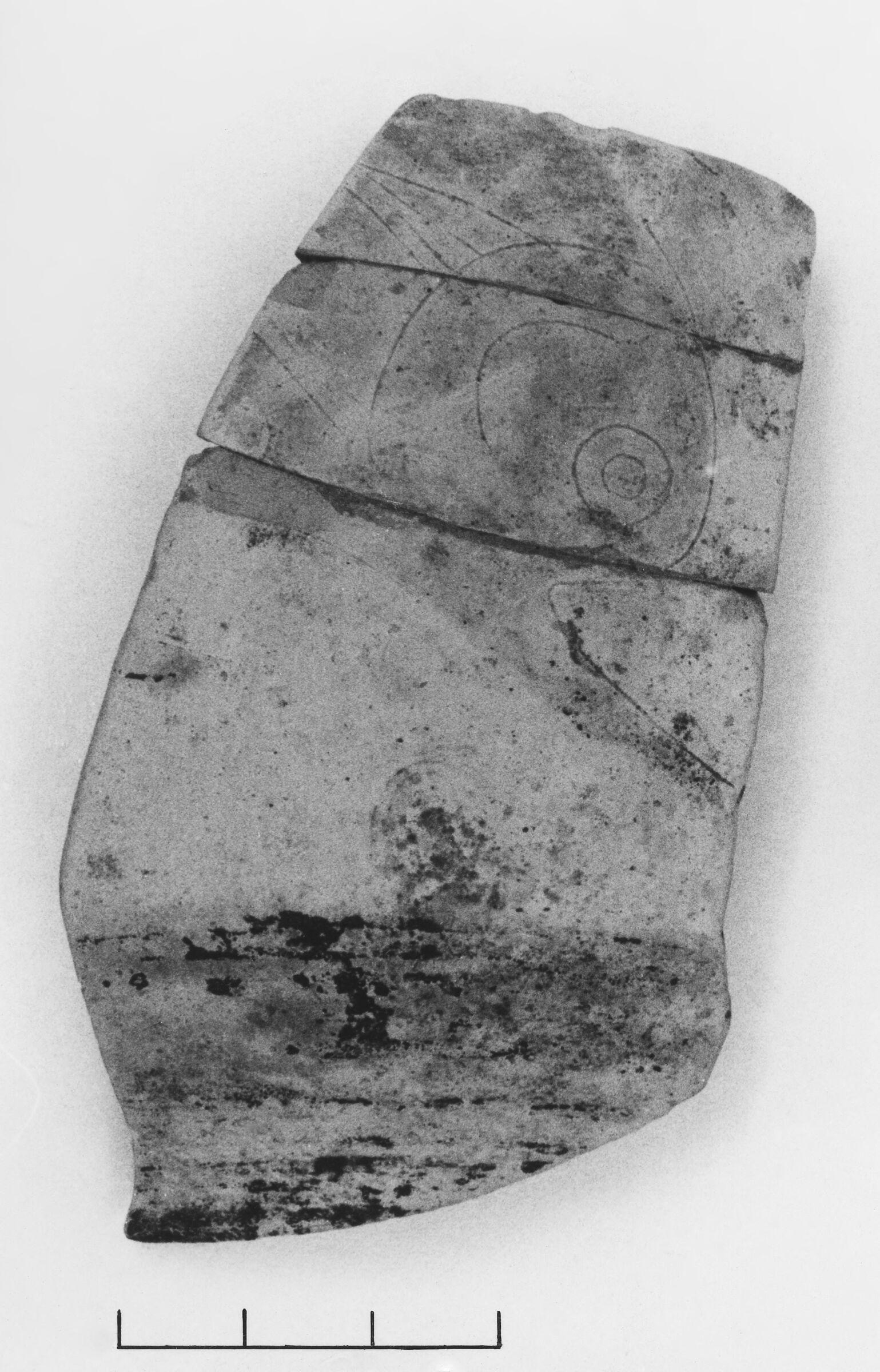 Middle Corinthian Alabastron Fragments