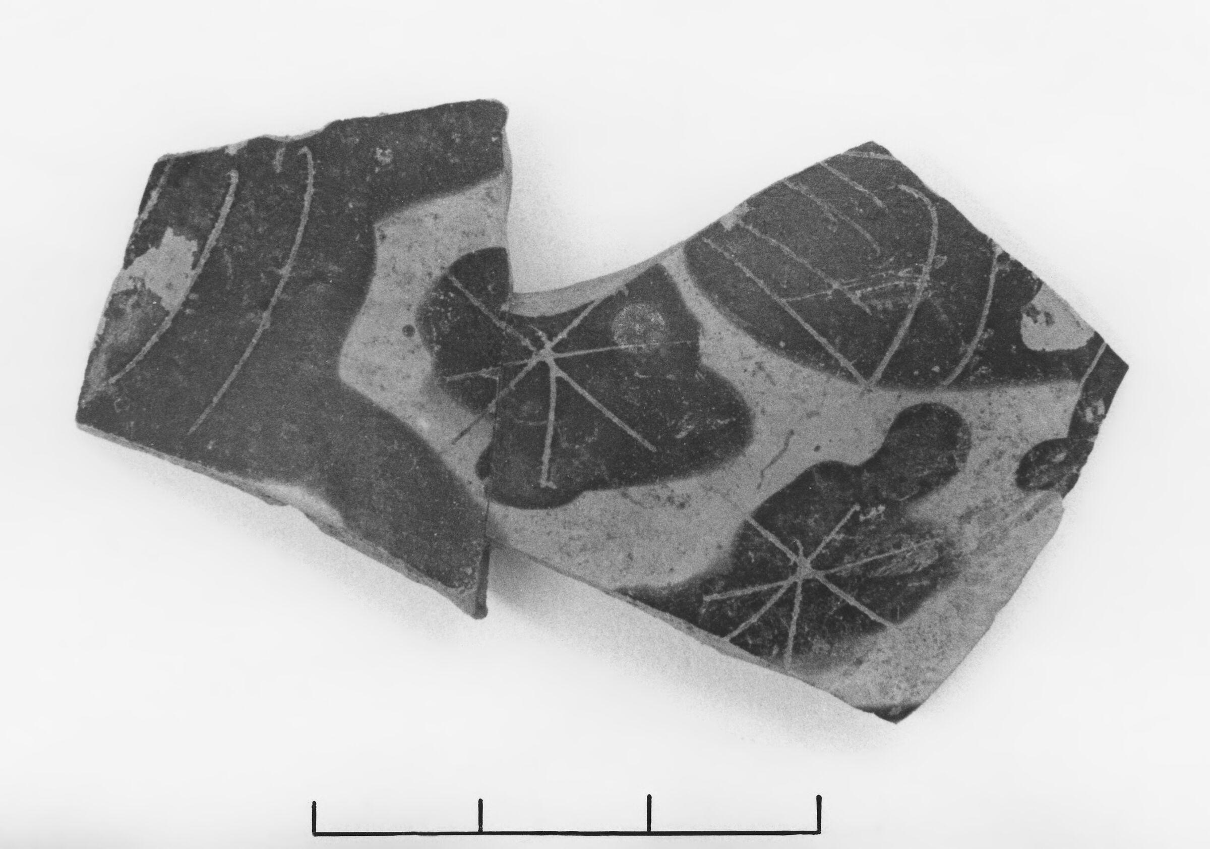 Middle Corinthian Kotyle Fragments