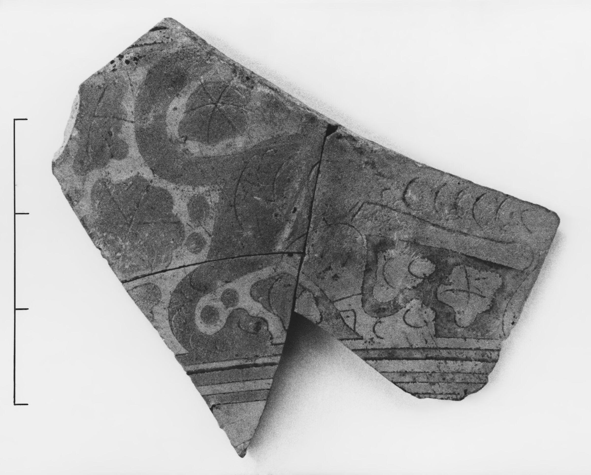 Early Corinthian Kotyle Fragments
