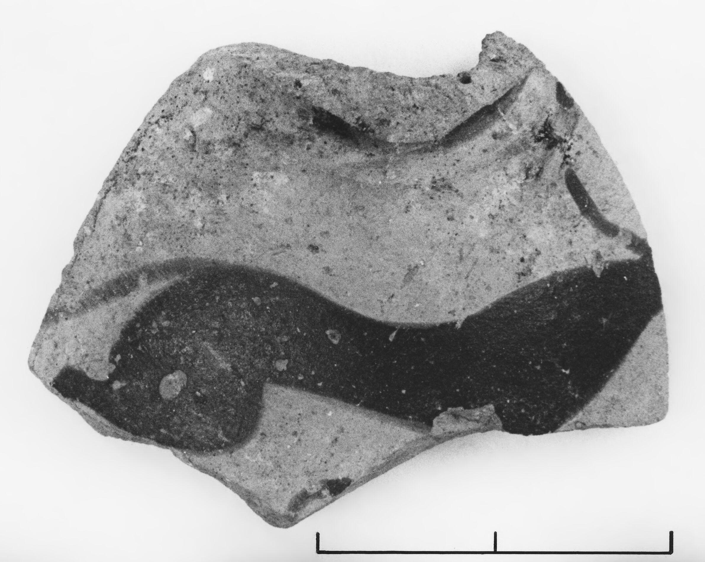 Corinthianizing Alabastron Fragment