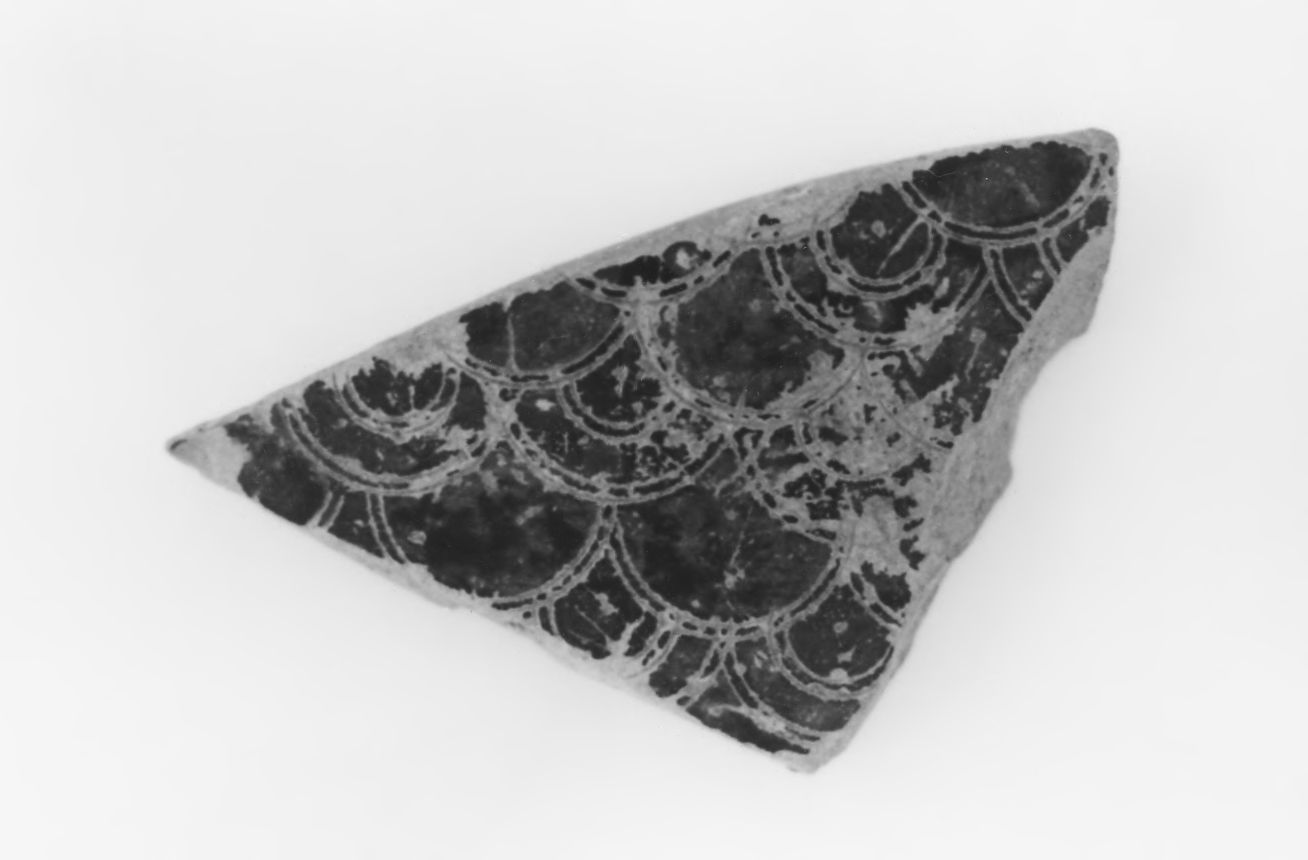 Late Protocorinthian Kotyle Fragment