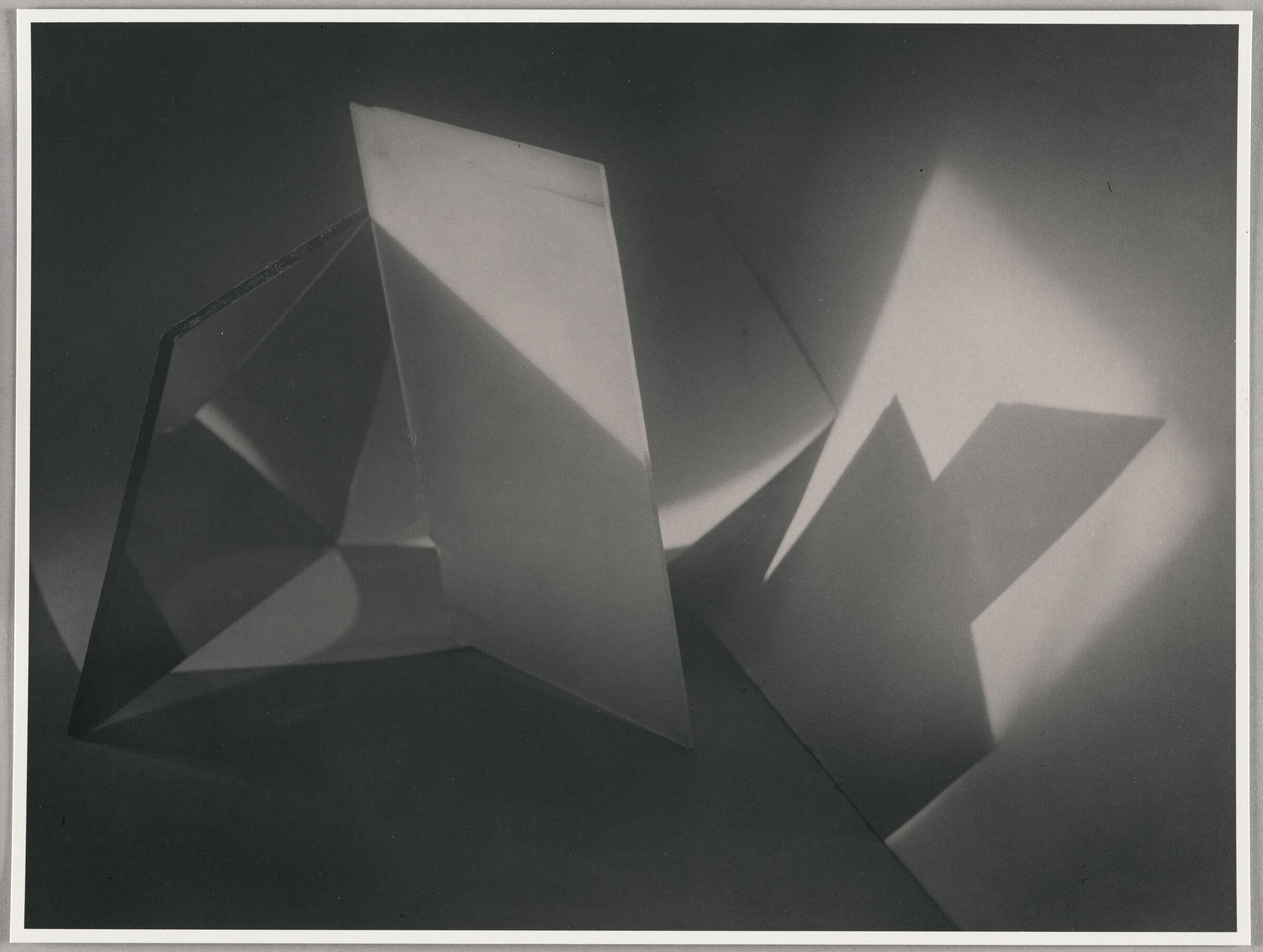 Composition: Glass Plates