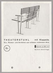 B1 Theater Seat, From