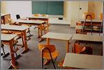 Klassenraum, Leibniz Gymnasium I