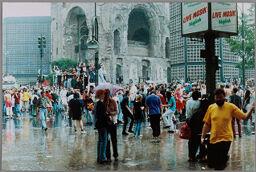 Love Parade, Rain