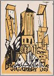 Bauhaus Exhibition Postcard No. 2