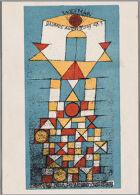 Bauhaus Exhibition Postcard No. 4