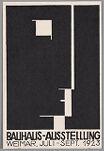 Bauhaus Exhibition Postcard No. 12