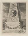 Monument To Thomas Hollis, The Younger