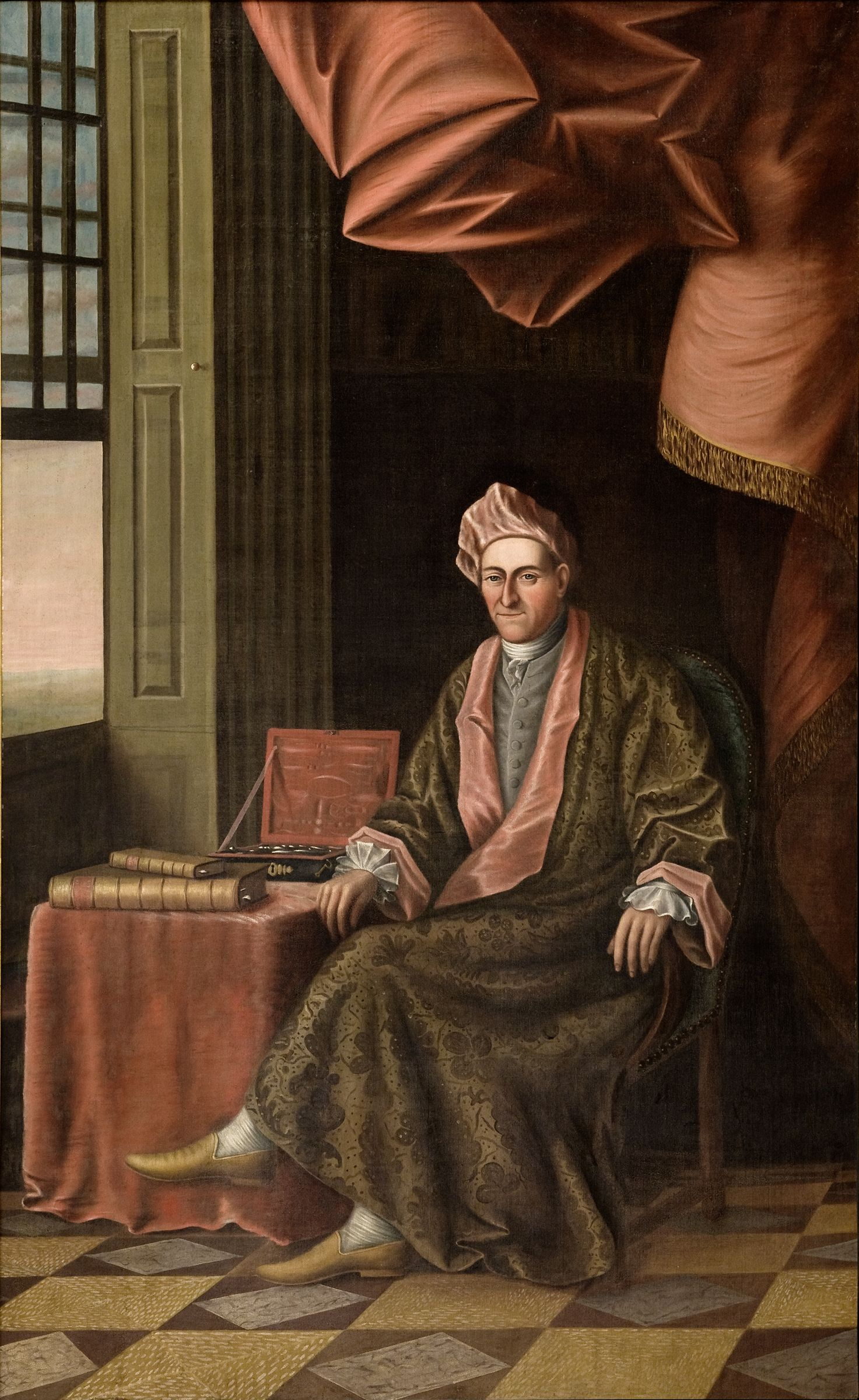 Ezekiel Hersey (1709-1770)