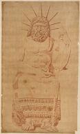 A Statue of Jupiter