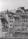 Scene From A Hotel Window (Hotel Grande Bretagne, Florence, Italy)