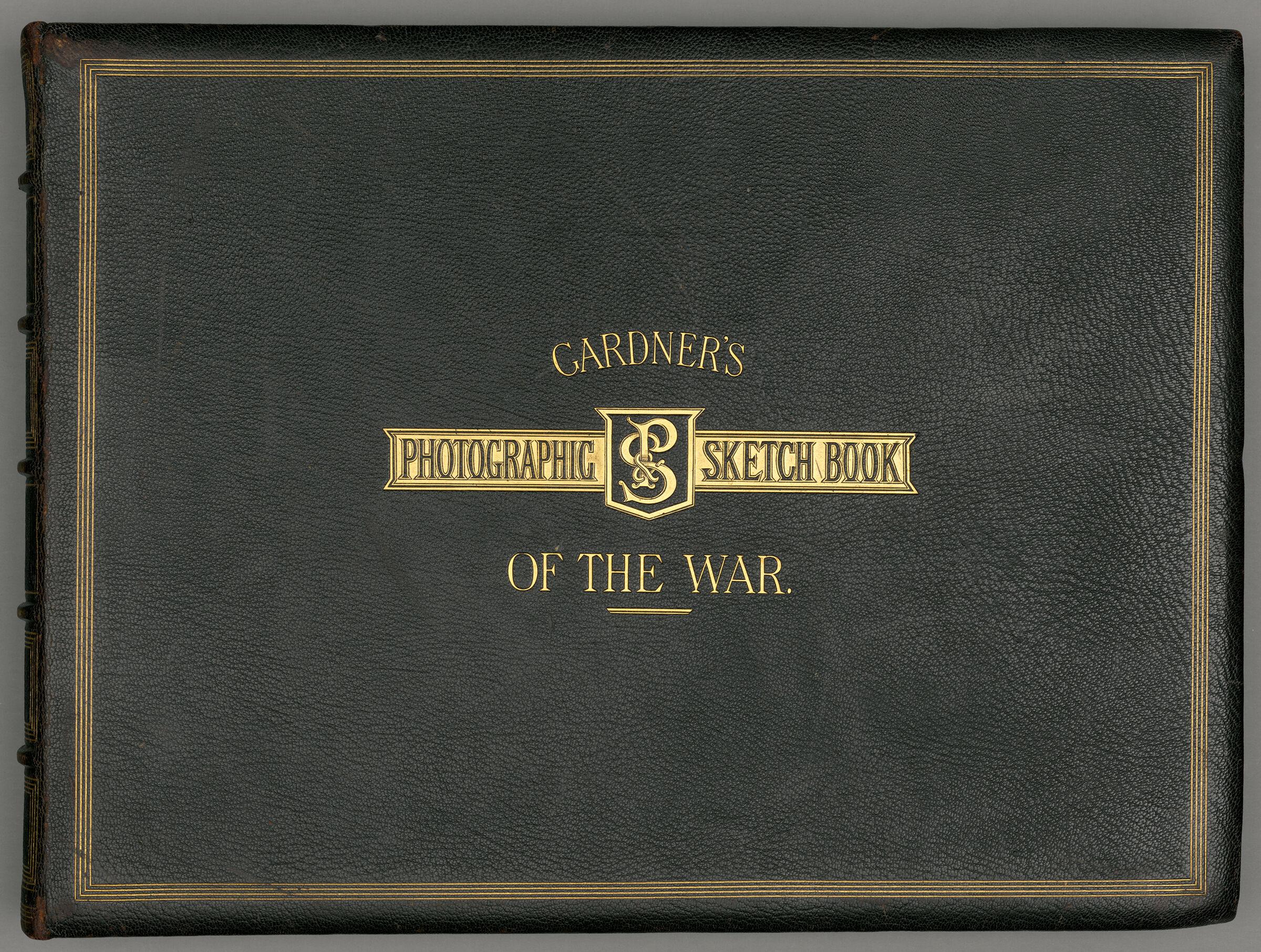Gardner's Photographic Sketch Book Of The War, Volume Ii