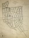 Government, City: Germany. Danzig-Neuschottland. Town Plan for Suburban Development: Town Planning, Germany: Plan for the Development of Langeuhr - a suburb of Danzig Neuschottland - 1908..   Social Museum Collection
