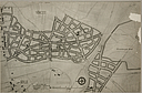 Government, City: Germany. Cologne. Town Plan for Suburban Development: Town Planning, Germany: Winding streets of irregular width are features of modern German city planning..   Social Museum Collection