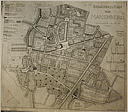 Government, City: Germany: Town Planning, Germany: Marienberg. Town Plan for Suburban Development: Plan by Camillo Sitte for the Development of Marienberg_.   Social Museum Collection