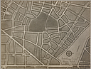 Government, City: Germany. Cologne. Town Plan for Suburban Development: Town Planning, Germany: Plan for suburban development - drawn by city engineers of Cologne.   Social Museum Collection