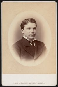 Warren, Samuel Dennis [photographic portrait, ca. 1875] Digital Object