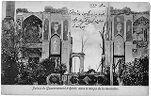 Destroyed Palace in Rasht