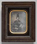 An Unidentified Qajar Gentleman