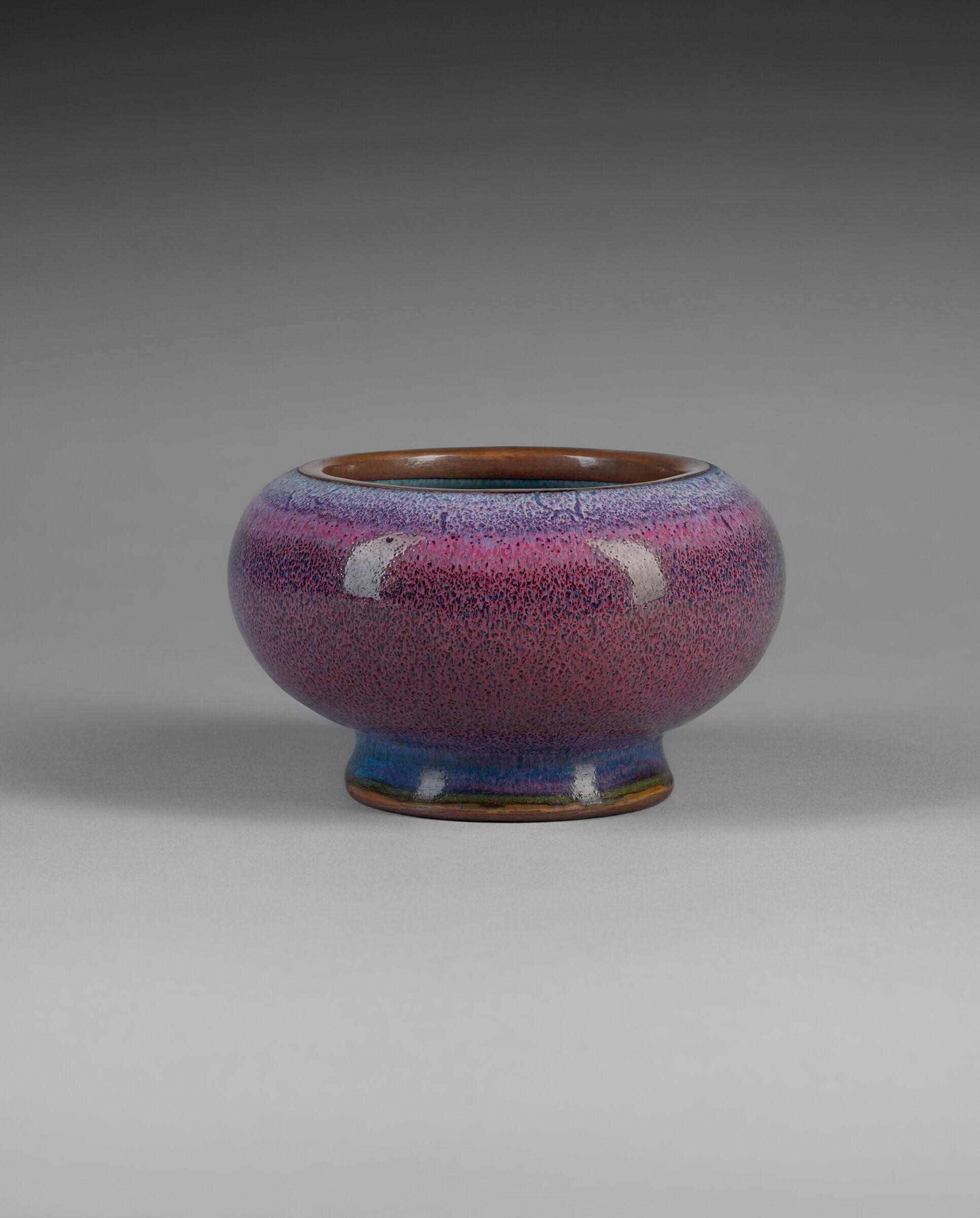 Perfumer Or Incense Burner Cut Down From A Zhadou-Shaped Flowerpot