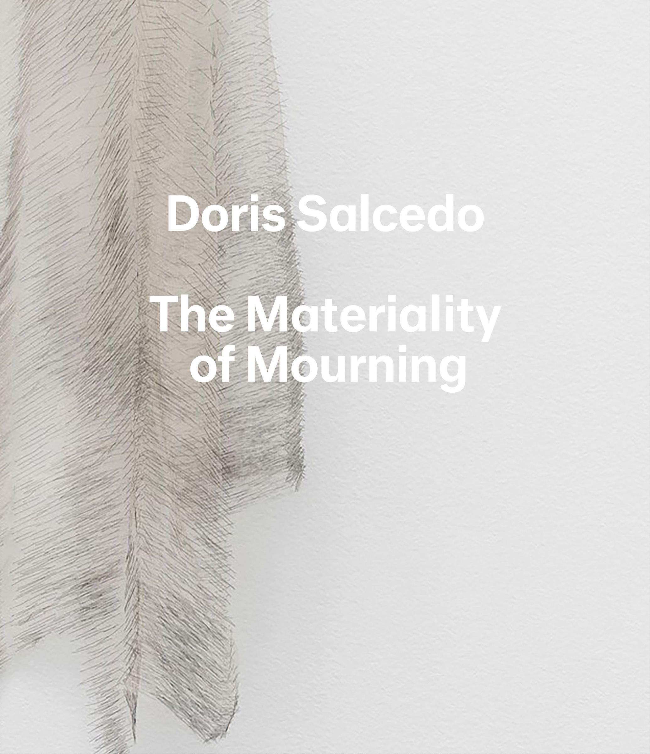 Doris Salcedo: The Materiality of Mourning