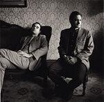 John Erdman and Gary Schneider at Mohonk Mountain House