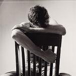 David Wojnarowicz Posing for AIDS series