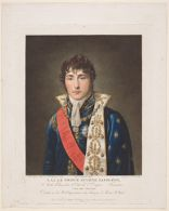 Portrait of Eugène Rose de Beauharnais