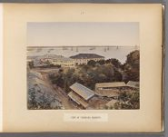 Work 10 of 50 Title: View of Yokohama harbour Date: 188-?