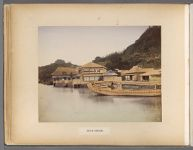 Work 15 of 50 Title: View of Kanasawa Date: 188-?