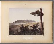 Work 18 of 50 Title: View of Yenoshima [i.e. Enoshima] Creator:   Shimooka, Renjo Date: ca. 1870