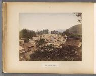 Work 25 of 50 Title: Town Hachi-ishi, Nikko Creator: Shimooka, Renjo Date: ca. 1870