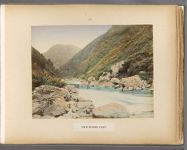 Work 36 of 50 Title: View of the rapids at Kioto Date: 188-?