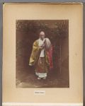 Work 49 of 50 Title: Buddhist priest Date: 188-?