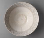 Bowl with Foliate Arabesque on Rim