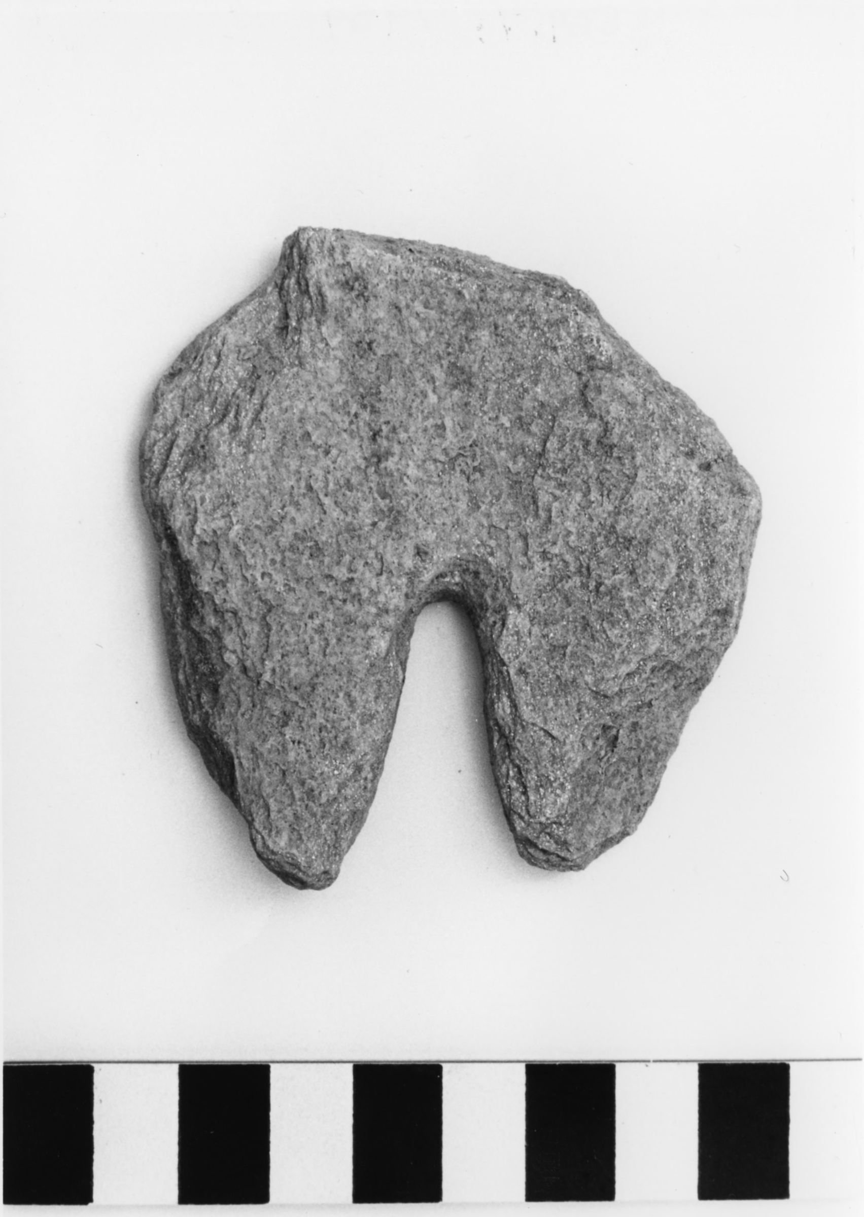 Lower Body and Feet of a Prehistoric Idol