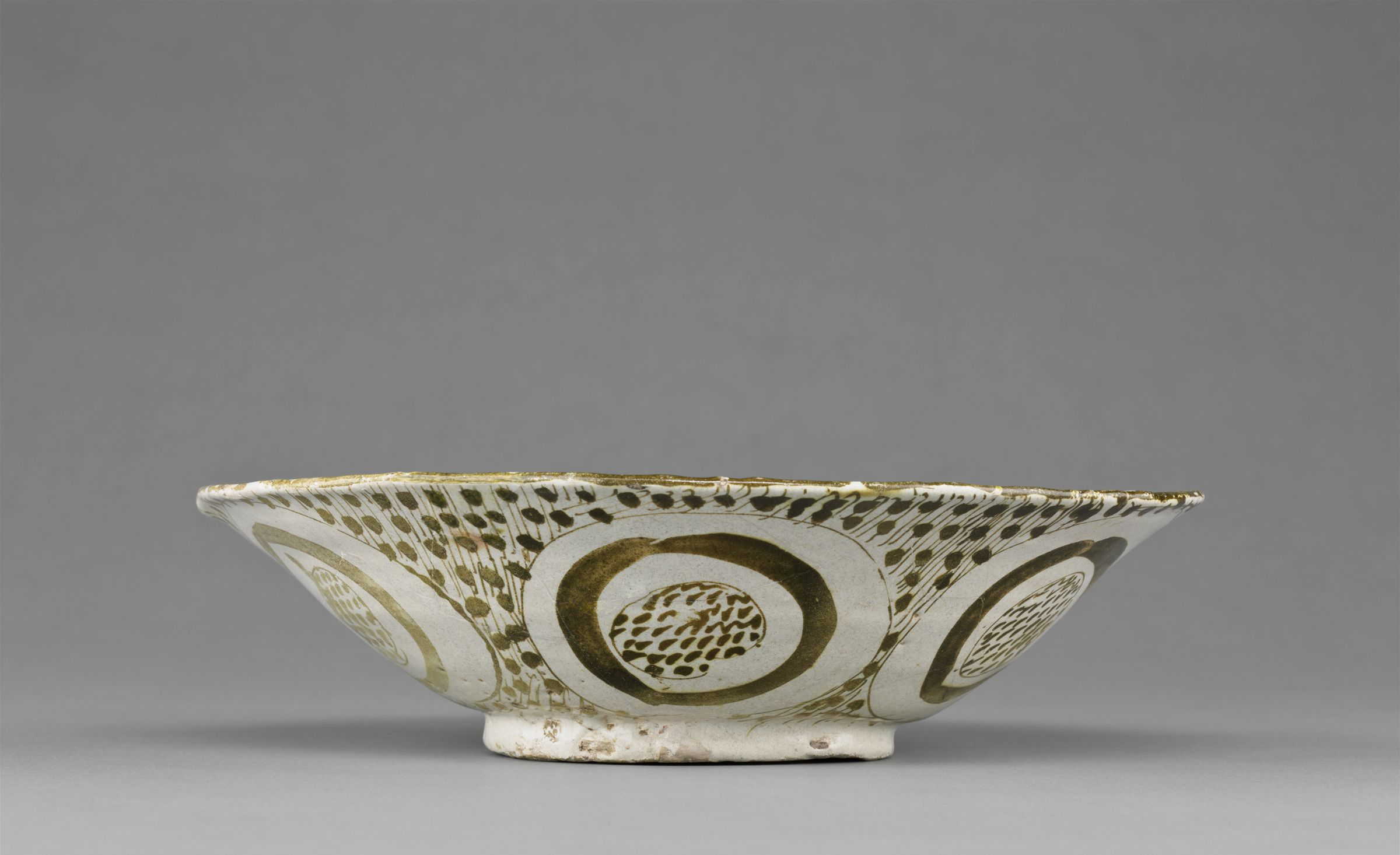 Bowl With Rooster And Fish